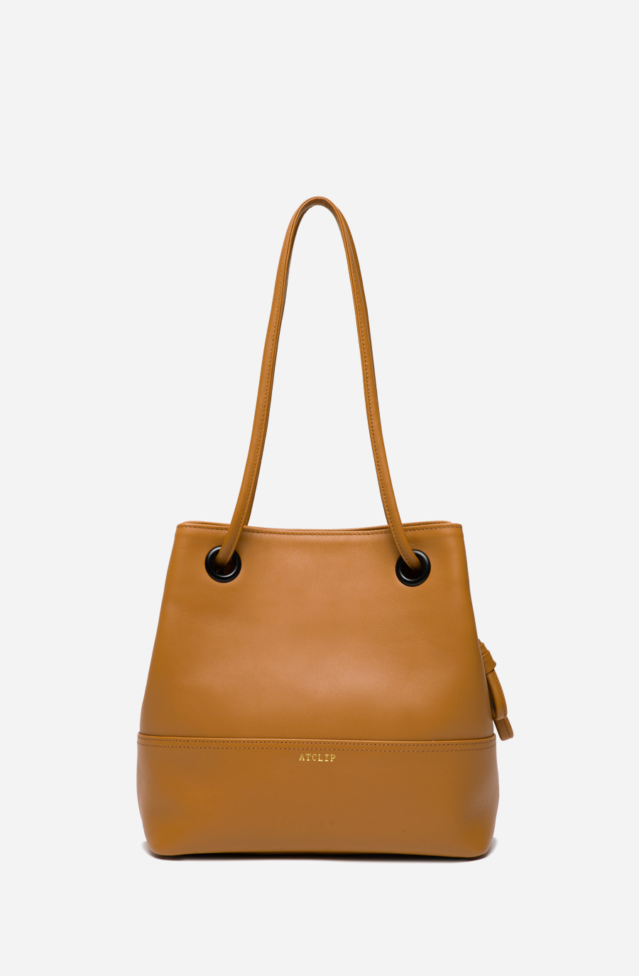 KNOT BAG SMALL (camel)
