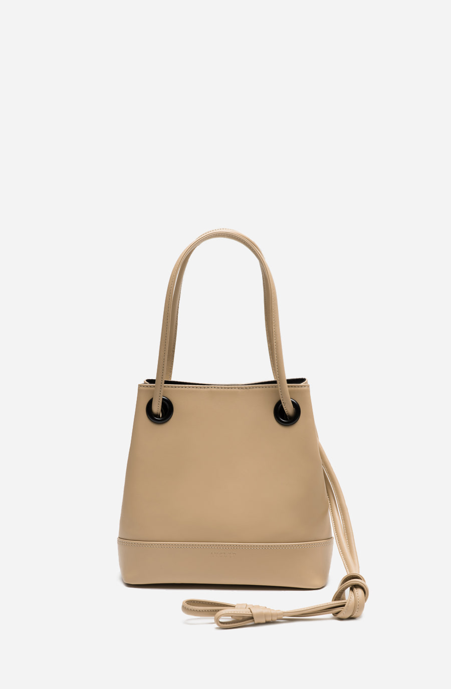KNOT BAG MINI (beige)