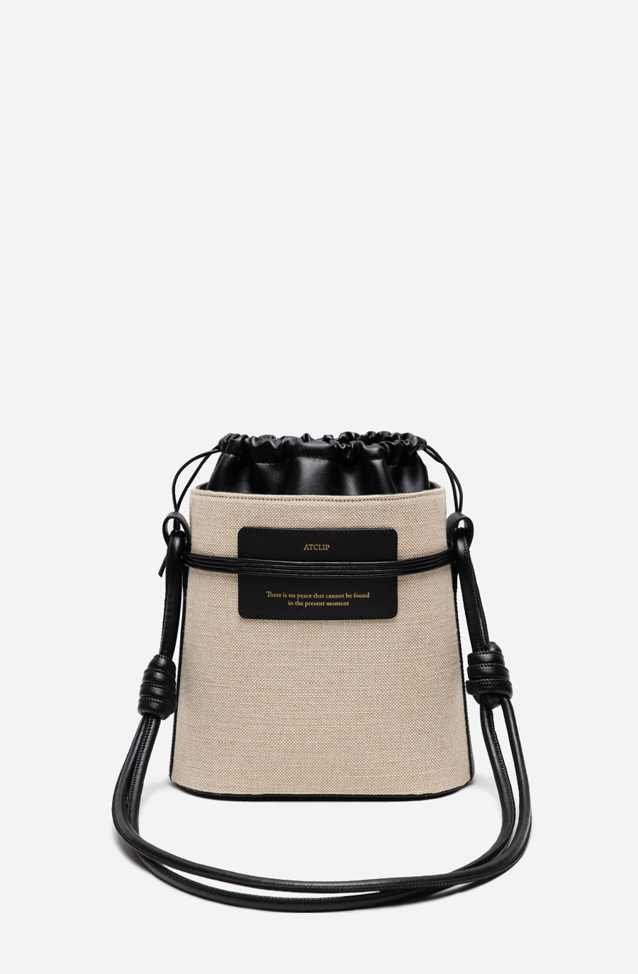 MOMENT BAG (black)