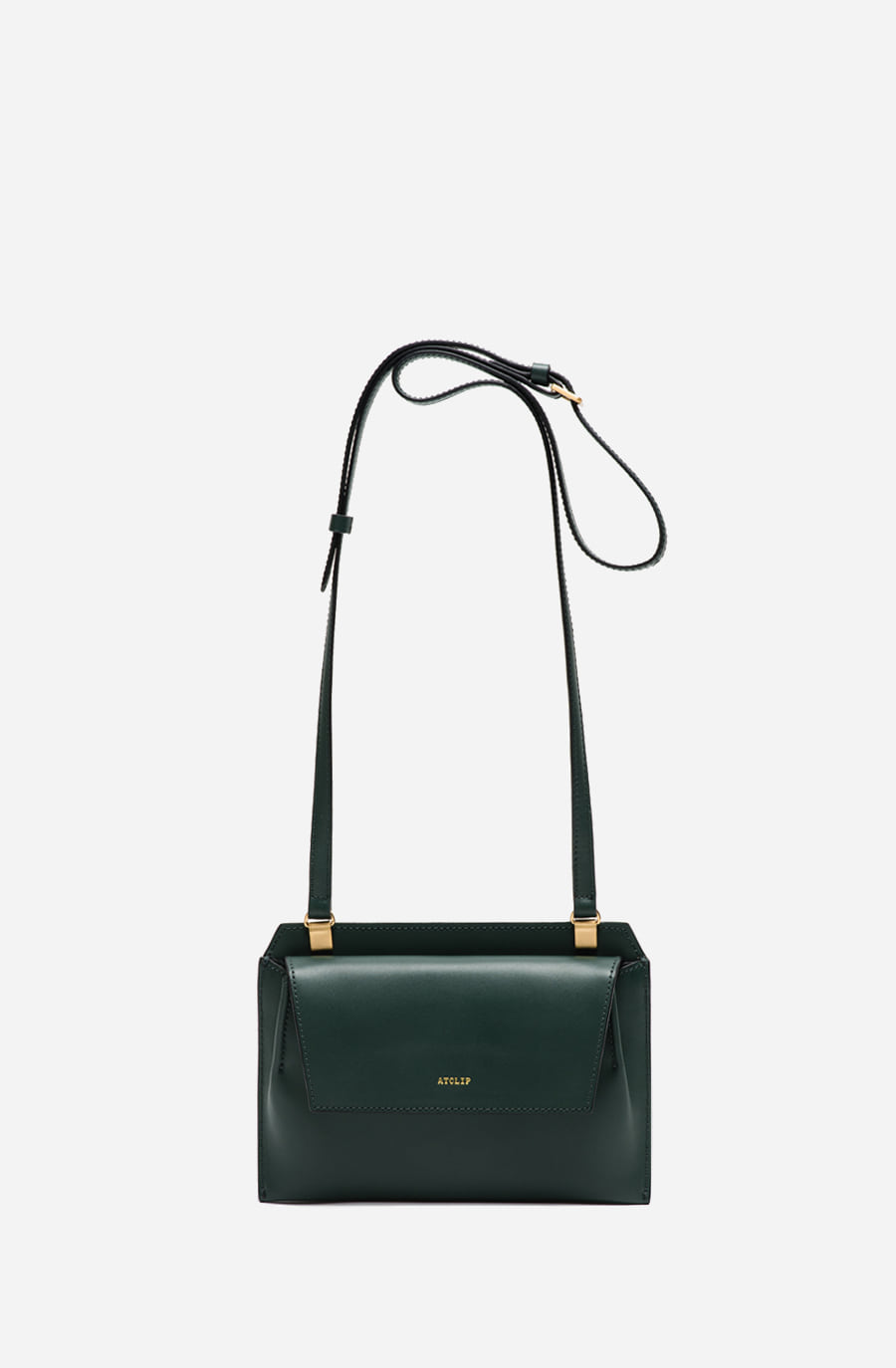 PLI BAG (deep green)