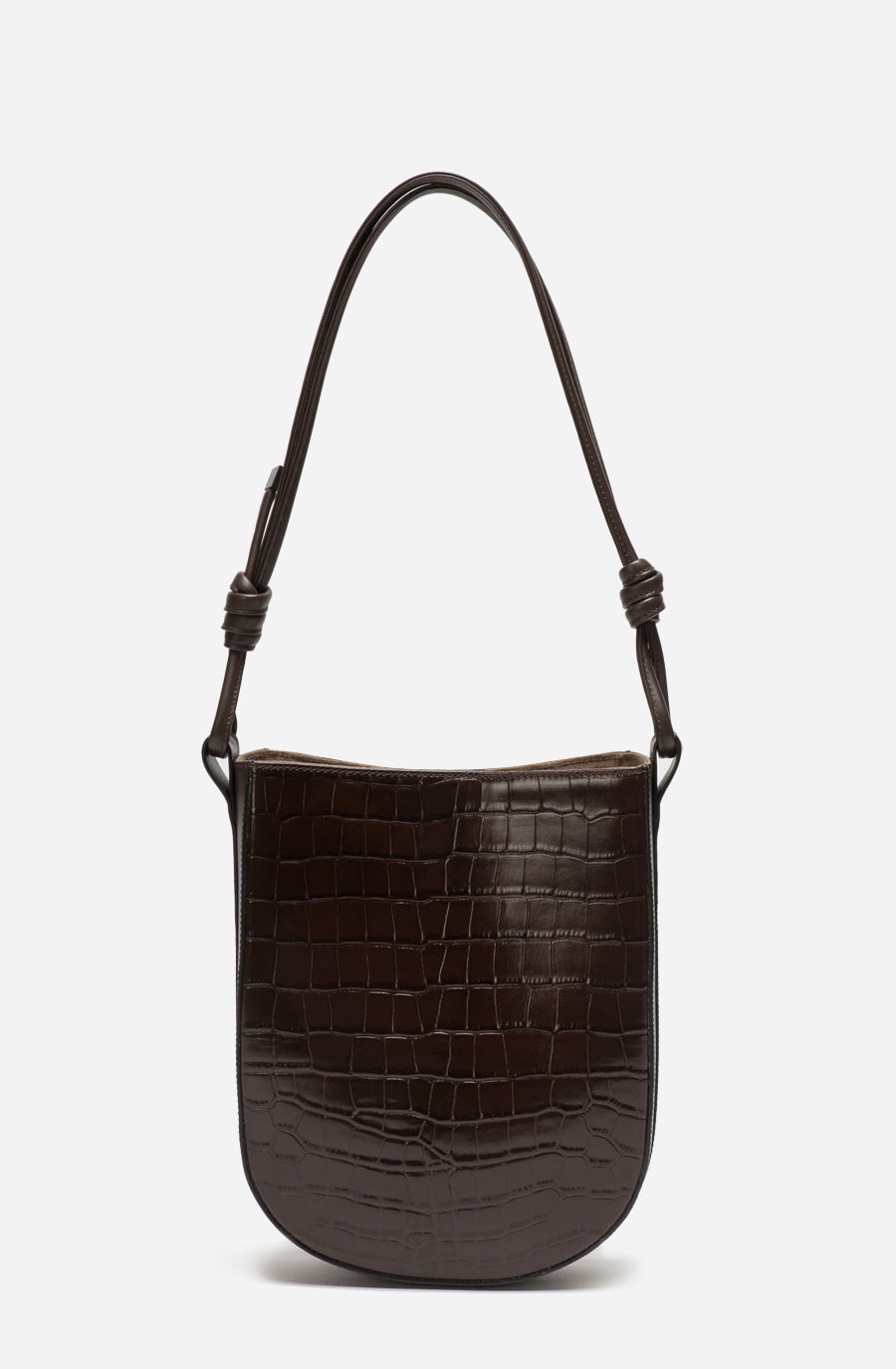 DOUBLE SIDE BAG (dark brown)