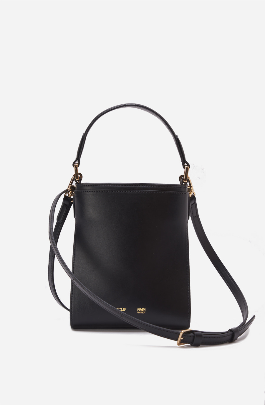 MINI LINK BAG (solid black)