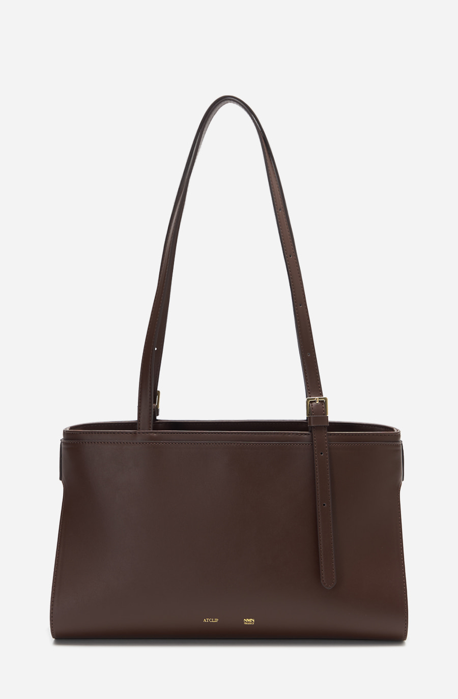 MID LINK BAG (choco brown)