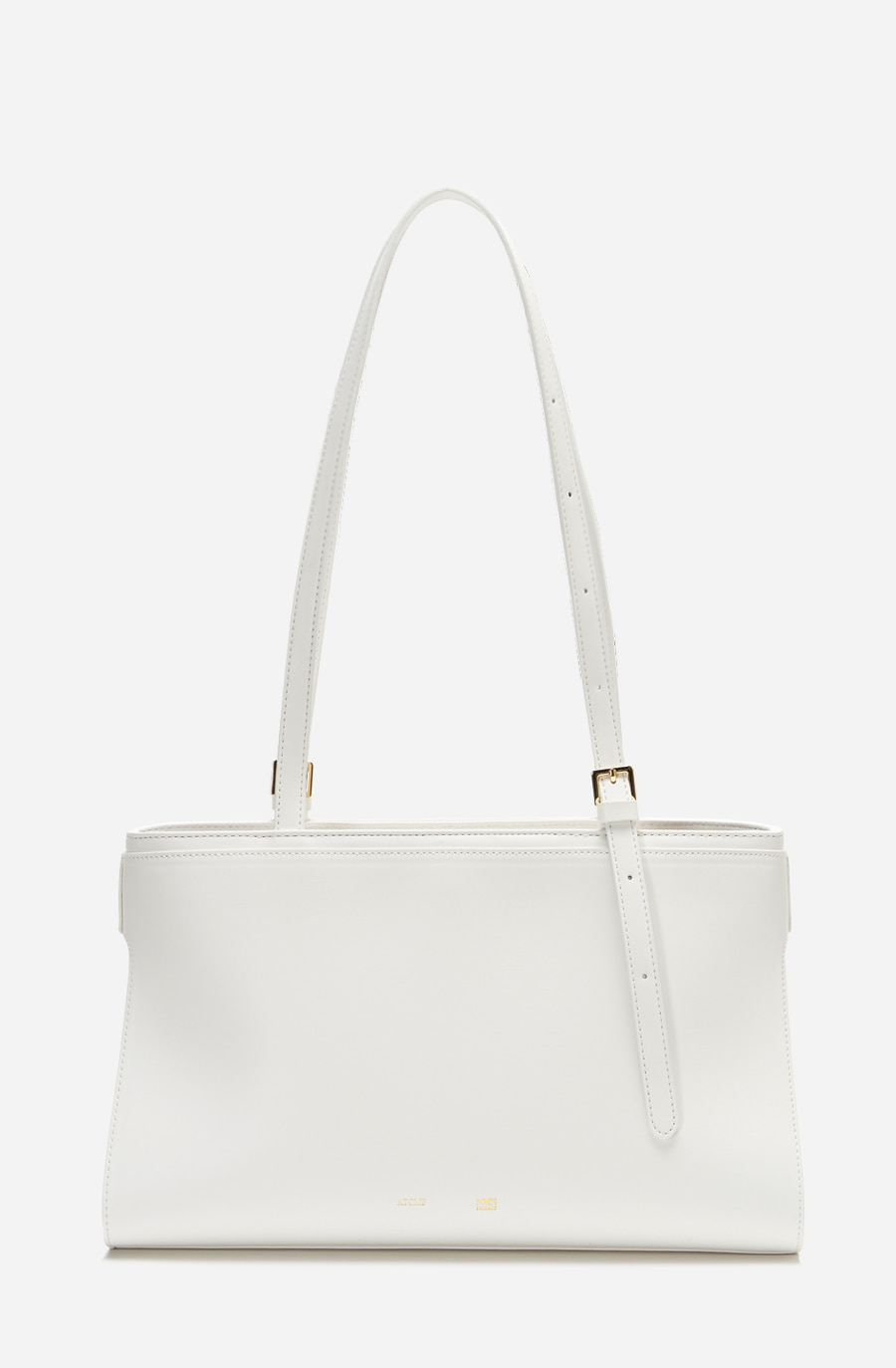 MID LINK BAG (white)