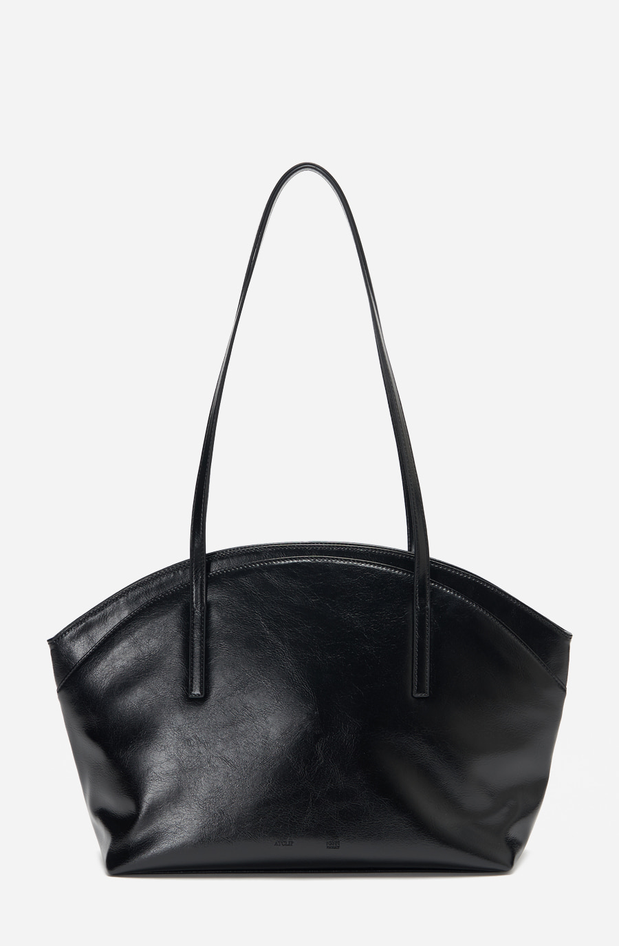CLAM BAG (black)